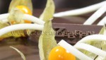 """Шоколадный торт """"Осенний поцелуй"""""""