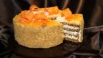 Морковный торт - Оранжевое настроение