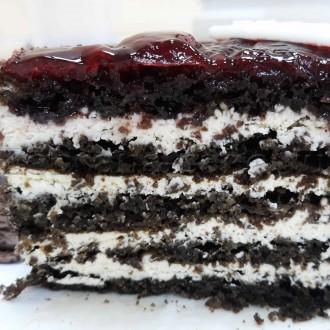 """Черемуховый торт """"Очарование"""""""