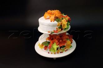 """торт """"Осеннее настроение"""""""