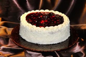 """Торт с черникой """"Черничное удовольствие"""""""