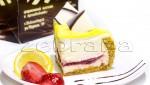 """Муссовый торт """"Лимонный восторг"""""""