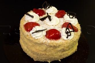 """Слоеный торт """"Домашний любимый"""""""
