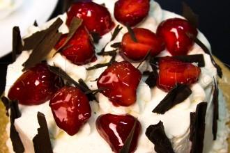 """Муссовый торт """"Ягодная нежность"""""""