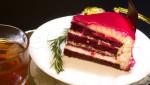 """Торт с брусникой """"Ришелье""""  (Richelieu)"""