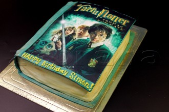 """Детский торт """"Любимая книга"""""""
