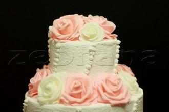 Свадебный торт Великолепный